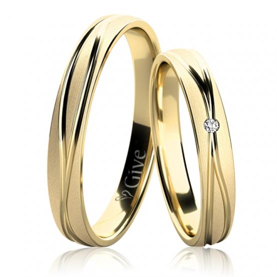 Snubní prsteny Becca