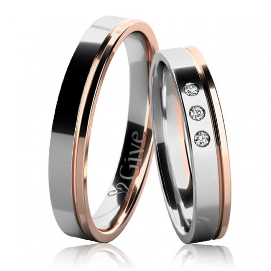 Snubní prsteny Taylor