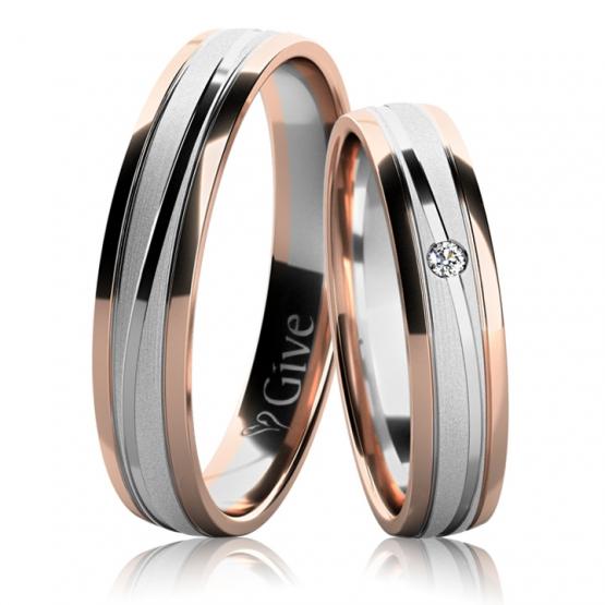 Snubní prsteny Tira