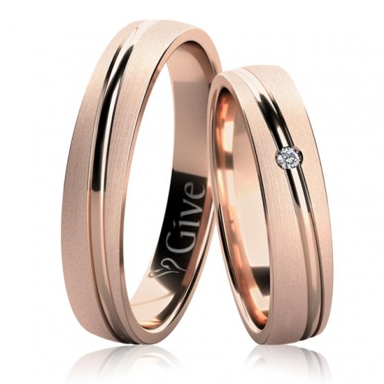 Snubní prsteny Leroy