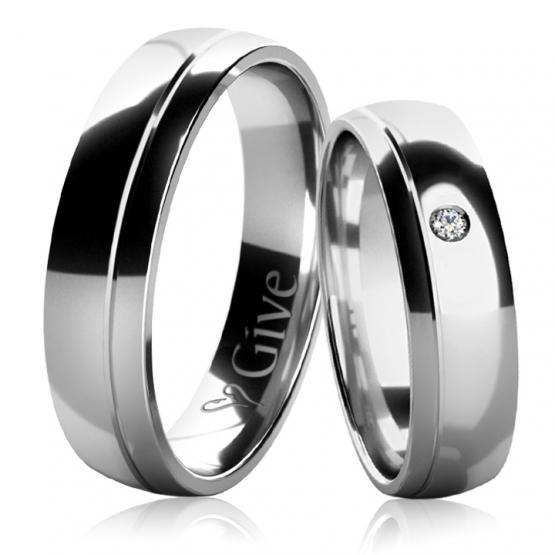Snubní prsteny Morison