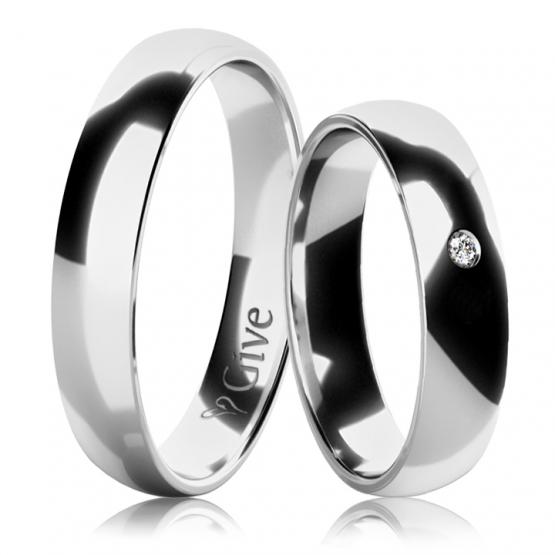 Snubní prsteny Hamilton
