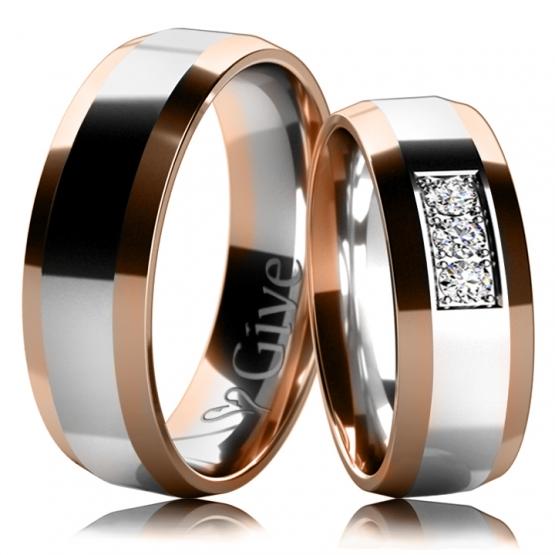 Snubní prsteny Taria