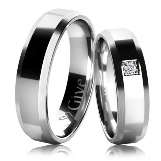 Snubní prsteny Tara