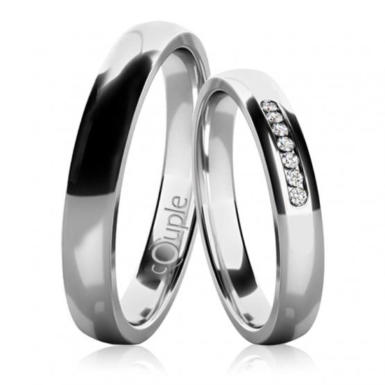 Snubní prsteny Archer
