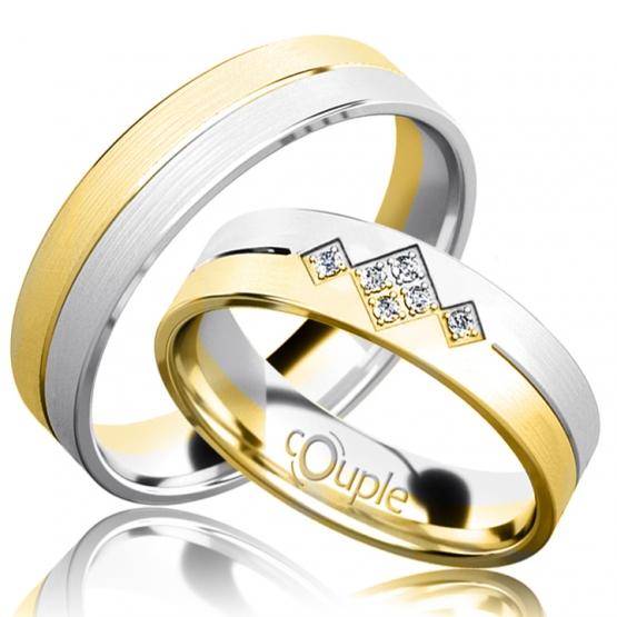 Snubní prsteny Julian