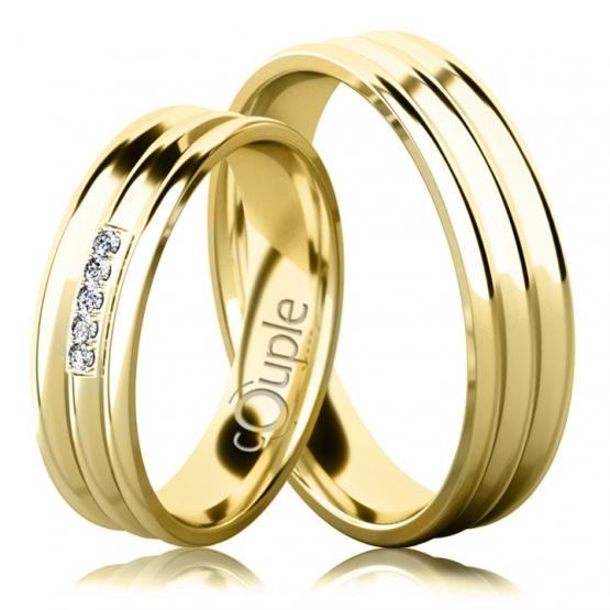Couple, Snubní prsteny Harry
