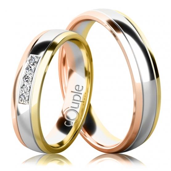 Snubní prsteny Blaine