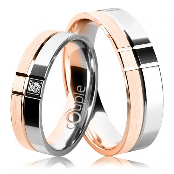 Snubní prsteny Sandero