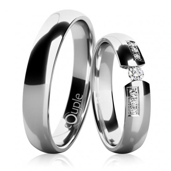 Snubní prsteny Colin