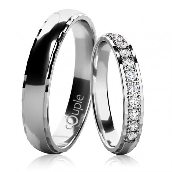 Snubní prsteny Noemi