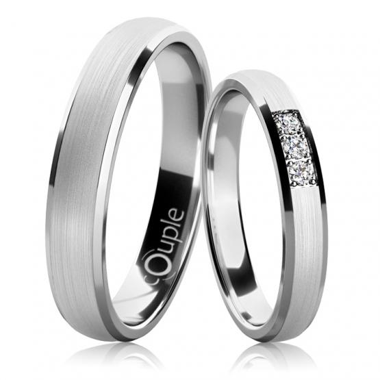 Couple, Snubní prsteny Tyler