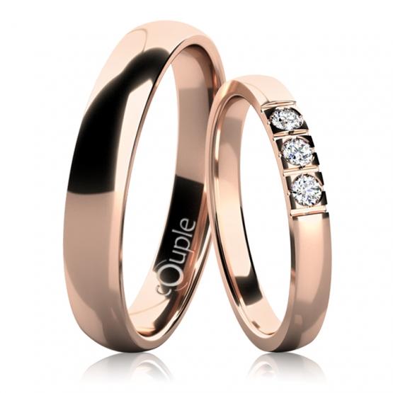 Snubní prsteny Margot