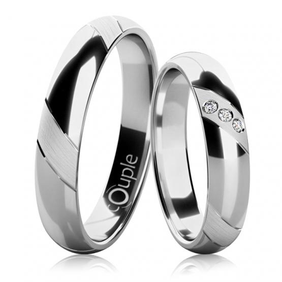 Snubní prsteny Tasia