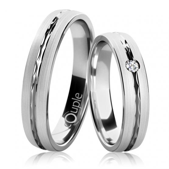 Couple, Snubní prsteny Harper