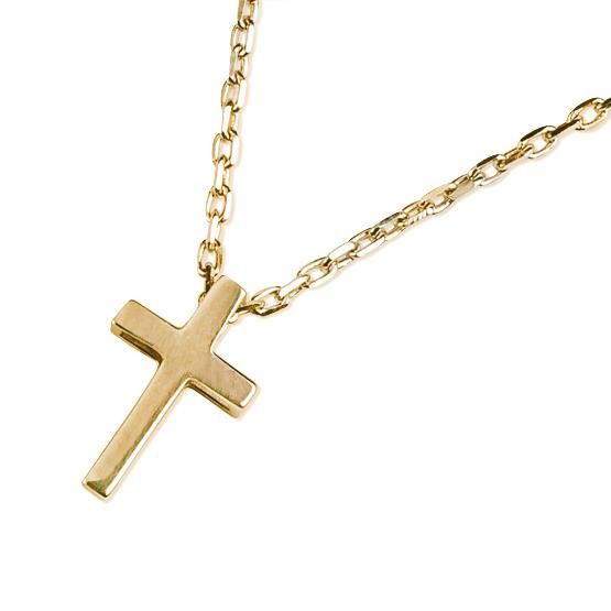 Originální náhrdelník Mary ve žlutém zlatě