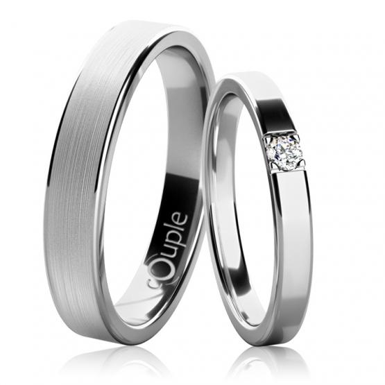 Snubní prsteny Laila