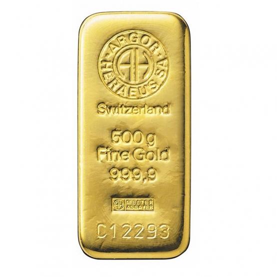 Investiční zlato 500 g