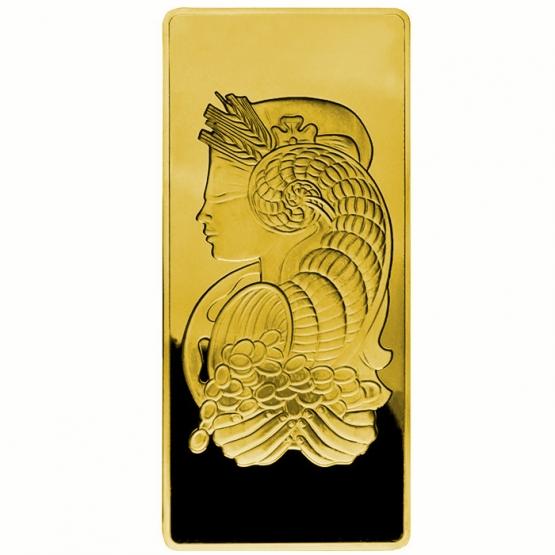 Investiční zlato 1000 g PAMP
