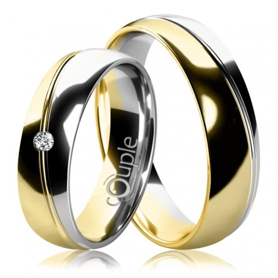 Couple, Snubní prsteny Gloria