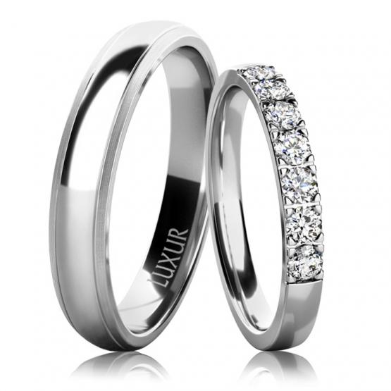 Snubní prsteny Dario