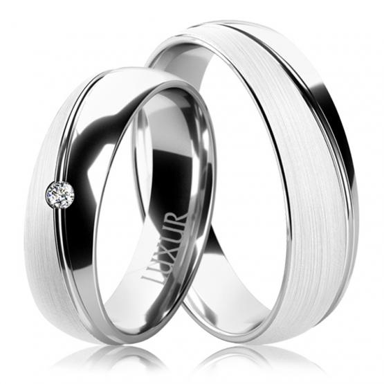 Luxur, Snubní prsteny Gloria