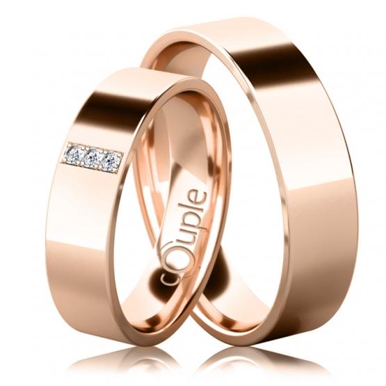 Snubní prsteny Cindy