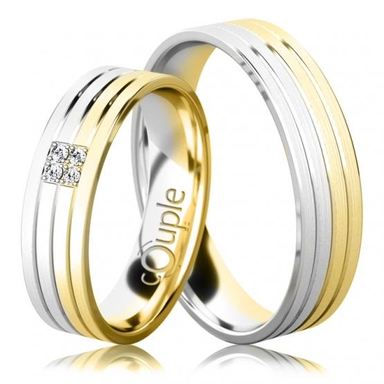 Snubní prsteny Dylan