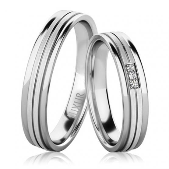 Snubní prsteny Simon