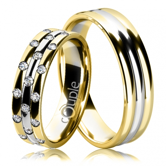 Snubní prsteny Marison