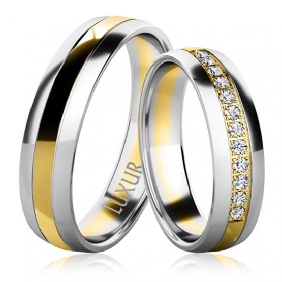 Snubní prsteny Dakota