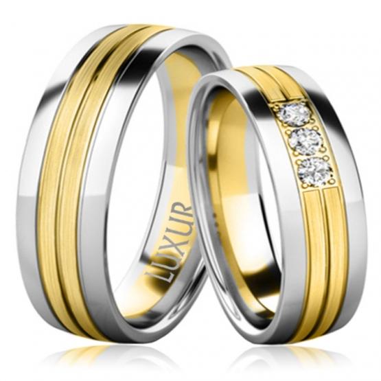 Luxur, Snubní prsteny Darja