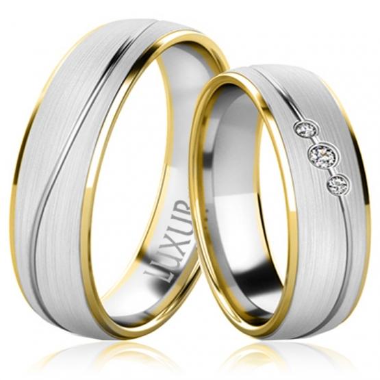 Snubní prsteny Divin