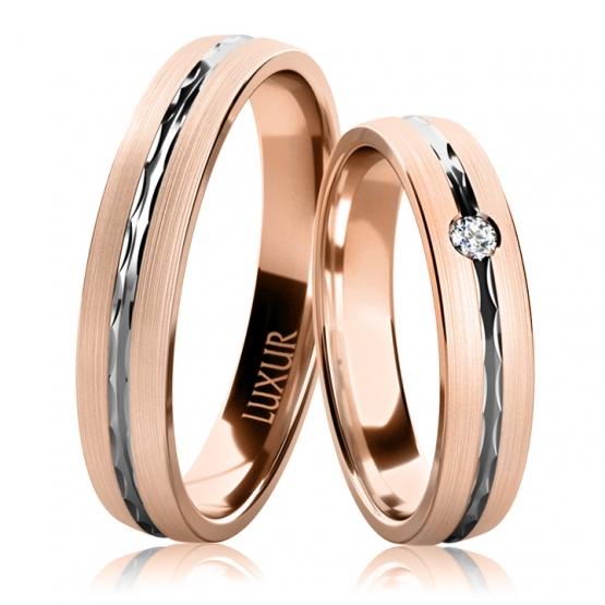 Luxur, Snubní prsteny Harper