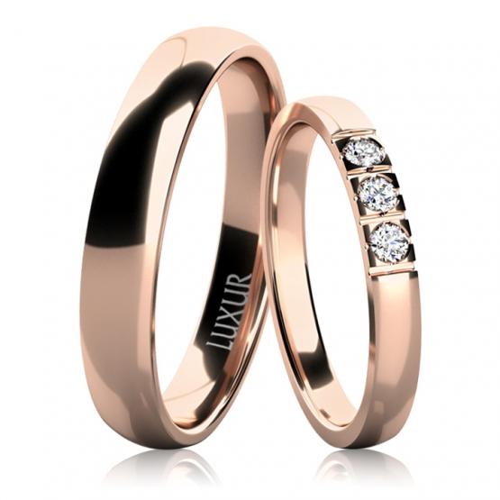 Luxur, Snubní prsteny Margot
