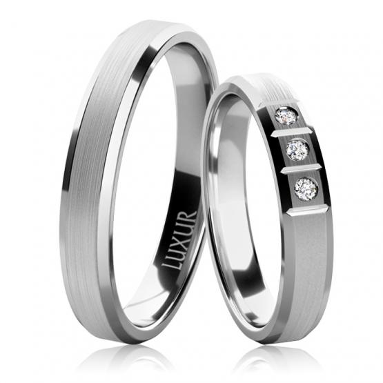 Snubní prsteny Rosie