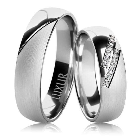 Luxur, Snubní prsteny Estor