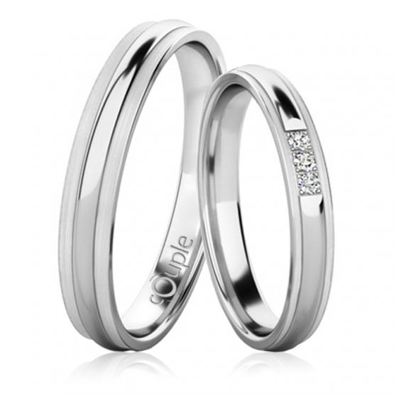 Snubní prsteny Skye
