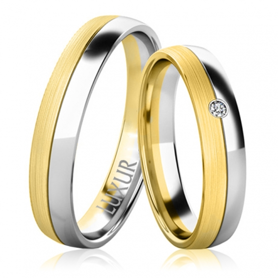 Snubní prsteny Sasha