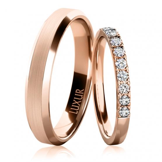 Snubní prsteny Venice