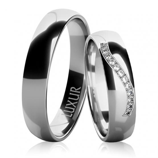 Snubní prsteny Nolan