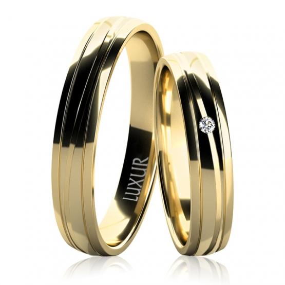 Snubní prsteny Willow