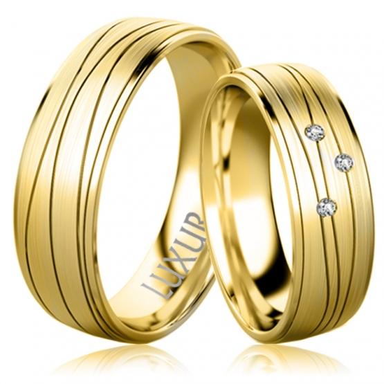Snubní prsteny Blake
