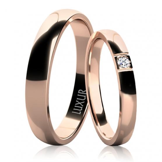 Snubní prsteny Fiona