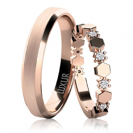Luxur, Snubní prsteny Dorian