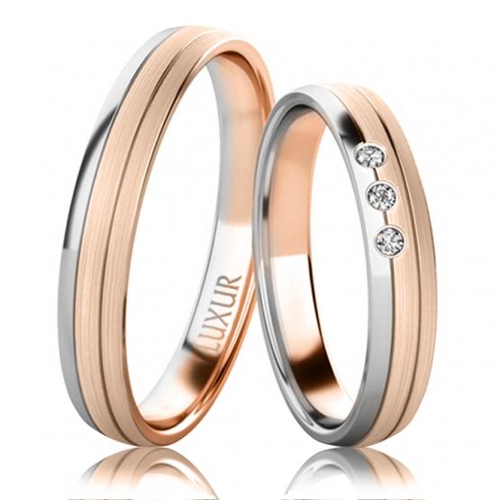 Snubní prsteny Wesley