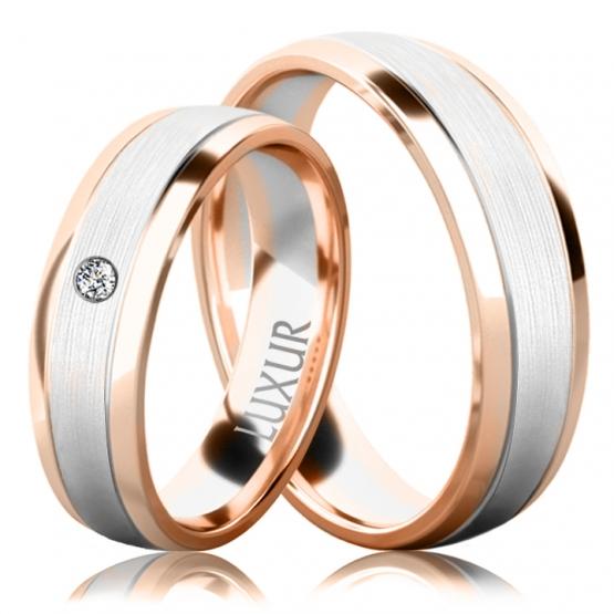 Snubní prsteny Weston