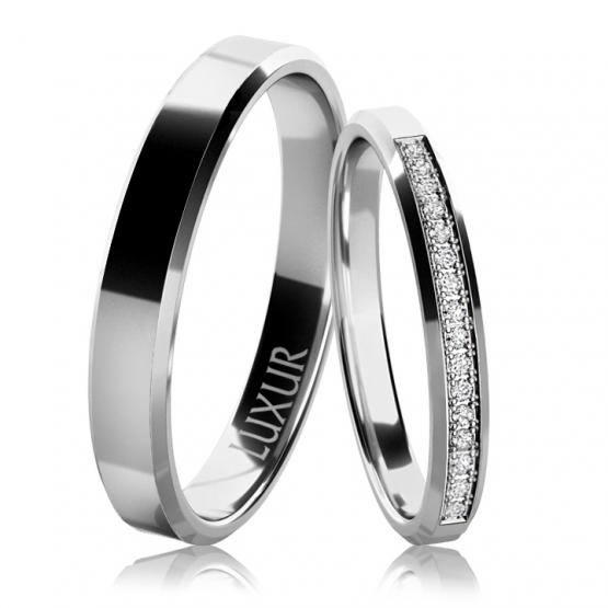 Snubní prsteny Campbell