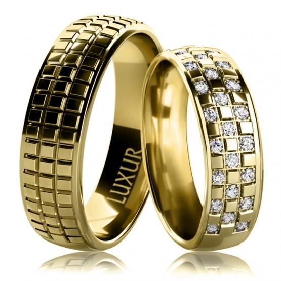 Snubní prsteny Barlandy