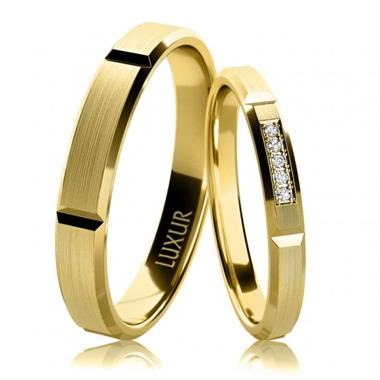 Luxur, Snubní prsteny Brady